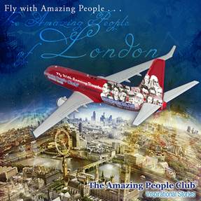 Fly with Amazing People